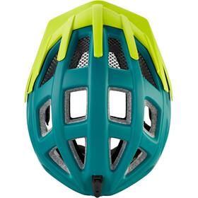 KED Kailu Kask rowerowy Dzieci, petrol green matt